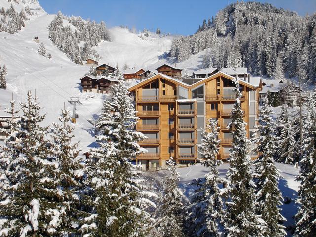 Haus Bella Vista im Winterkleid: Haus Bella Vista im Winterkleid