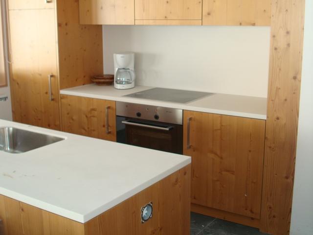 Küche der Wohnung F12: Küche der Wohnung F12