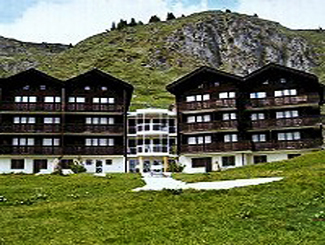 Haus Sonnenhalde, Riederalp Mitte