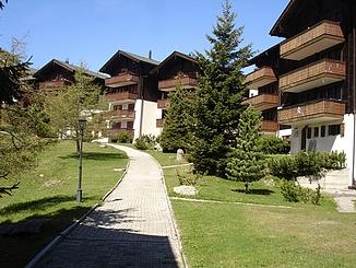 Vieux Valais, Riederalp West