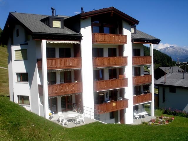 Haus Weisshorn, Riederalp Mitte