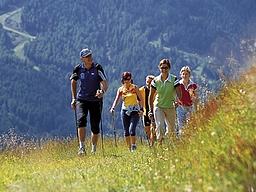 Nordic Walking.: Nordic Walking.