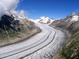 Der grosse Aletschgletscher: Der grosse Aletschgletscher