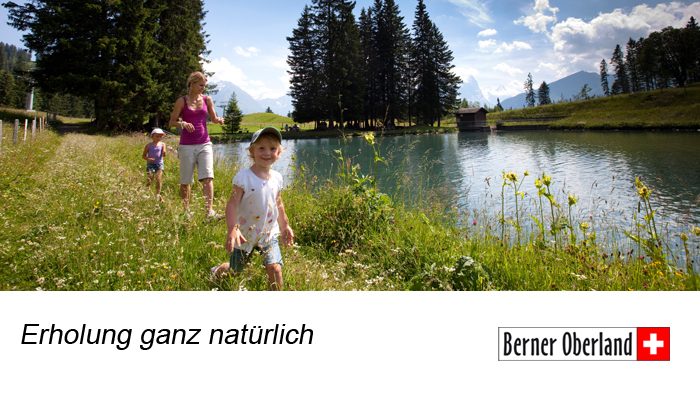 Oberland - Erholung ganz natürlich