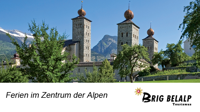 Brig - Zentrum der Alpen