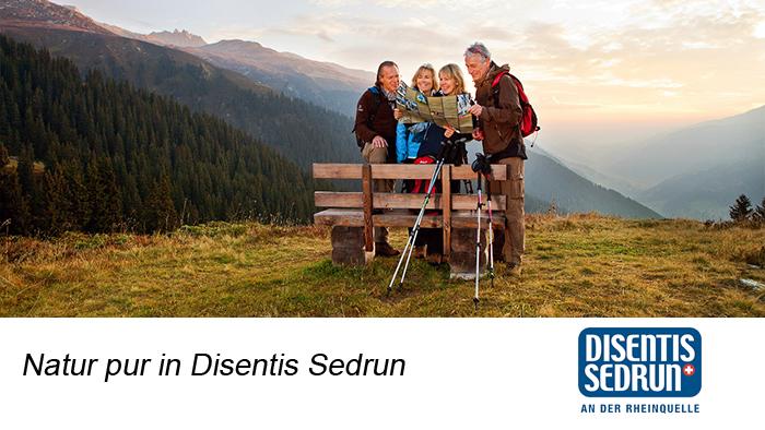 Natur pur - Disentis Sedrun