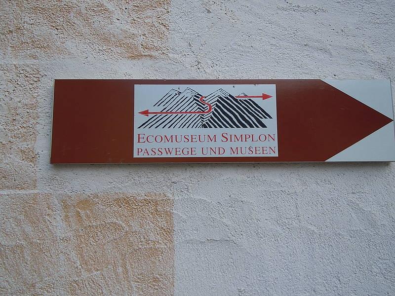 Kleine alte Siedlung auf dem Ecomuseum: Kleine alte Siedlung auf dem Ecomuseum