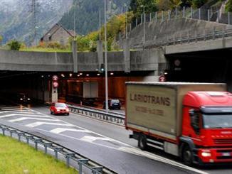 schnee gotthard tunnel
