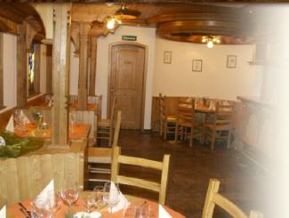 Innenansicht Restaurant Heida: Innenansicht Restaurant Heida