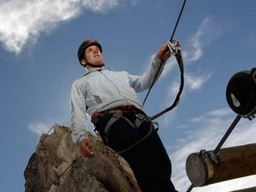 Klettersteig Wallis : Klettersteig am eggishorn