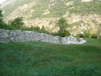 Reste der Landmauer