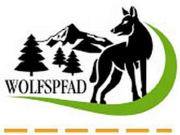 Logo Wolfspfad: Logo Wolfspfad