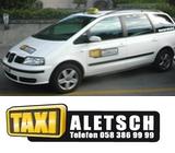 Taxi Aletsch - 24h unterwegs für Sie!
