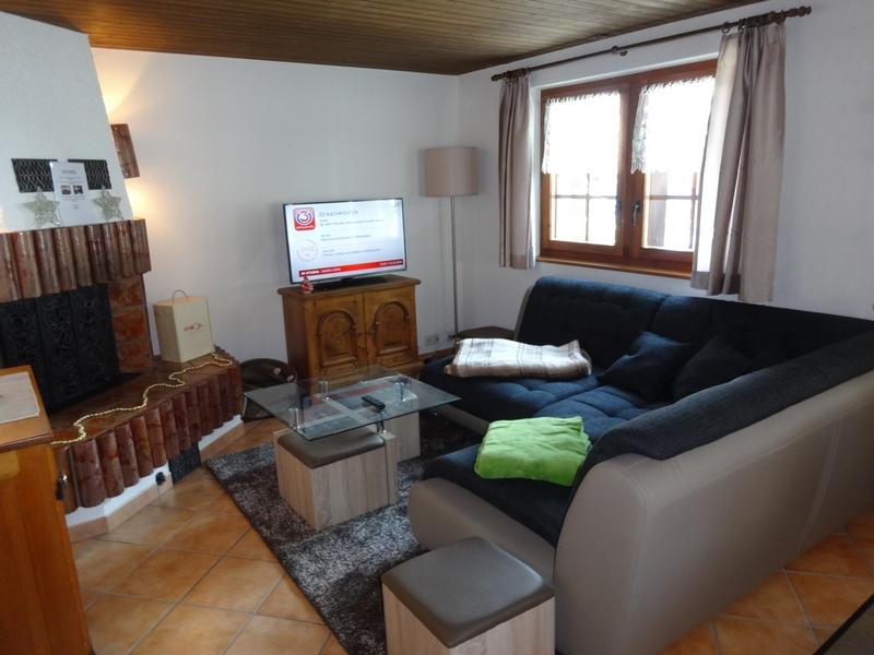 Wohnraum Vieux Valais Wohnung Lochmatter: Wohnraum Vieux Valais Wohnung Lochmatter